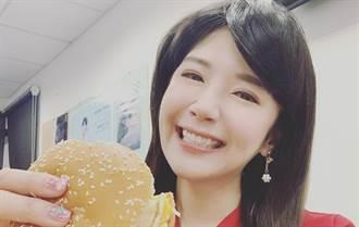 中天漢堡主播鄭亦真運動洩渾圓胸型 曝健身菜單