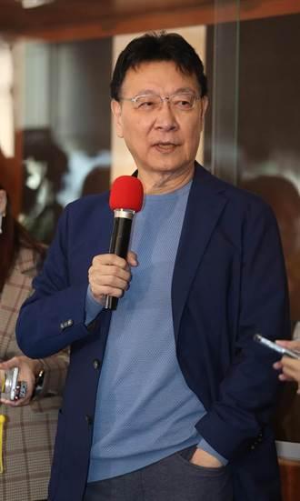 林为洲:欢迎赵少康回来 反对为赵参选改变规则