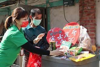 為照顧植物人媽媽 因疫情首次收到年禮和紅包 他含淚感謝