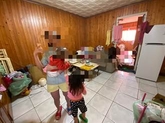 五寶爸4兒女發展遲緩 老大就學中斷 社工爆內幕