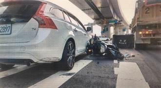 新北市1月車禍死亡數攀升 一個月內17件死亡車禍釀18死
