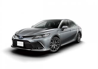 強化安全機能、內裝質感,Toyota 日規 Camry 小改款正式發表!