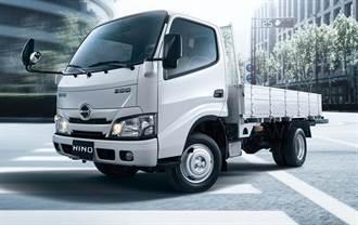 全球首發HINO六期3.49噸新車 早鳥預購開跑