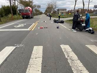 騎士遭撞斃女友淚訴 宜蘭警方回應了