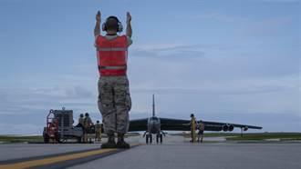 美空軍部署4架B-52於關島 以戰略嚇阻維持印太穩定
