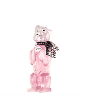 迪奧先生愛犬BOBBY成香水瓶繆思 奢華工藝打造限量吸引注目