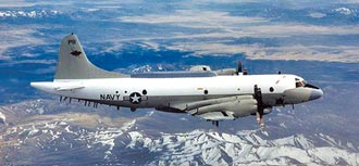 空軍首公布 美軍機現身西南空域