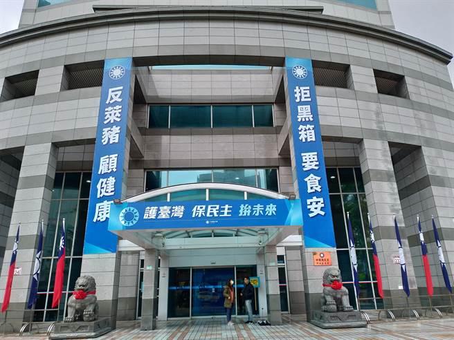 年關近 國民黨5日將再分配3710萬元給大量解僱勞工(黃福其攝)