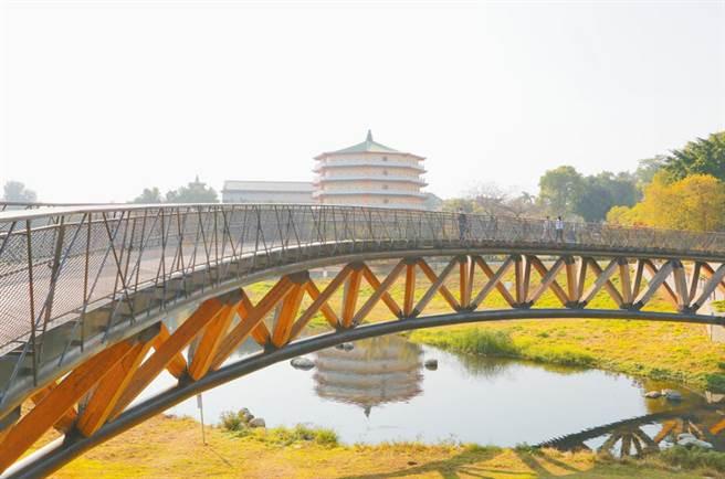 台南提出竹溪水環境改善計畫,重現古河道之美。(台南市政府提供)