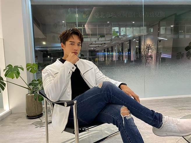 陳澤耀因出演《迷失安狄》,IG粉絲爆增好幾千人。(滿滿額提供)