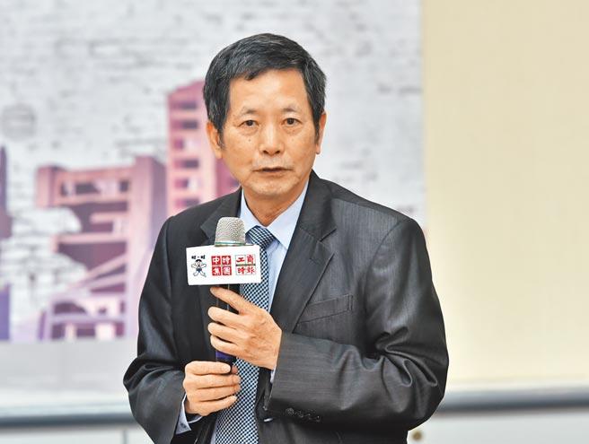 行政院公共工程會副主委 顏久榮