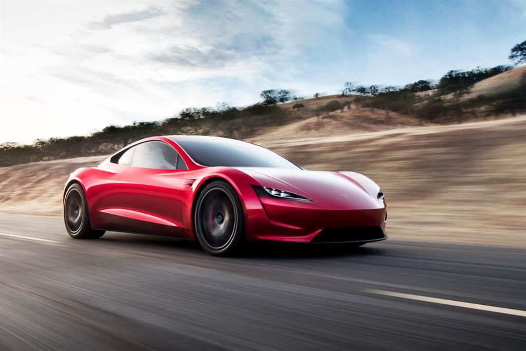 Elon Musk確認第二世代Tesla Roadster將延至2022年發表