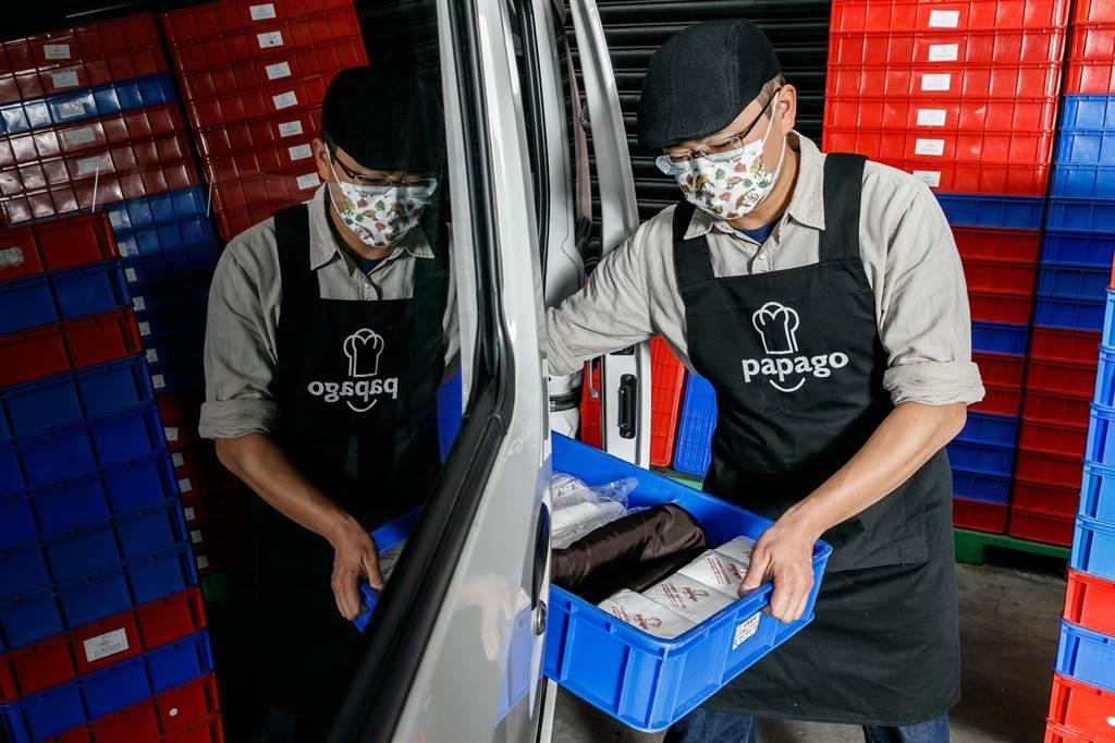 中華菱利符合人體工學的車高設計,讓司機上下貨更為輕鬆。