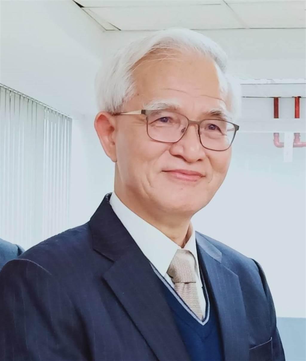 大同暨朋程董事长卢明光(任佩云摄)