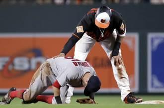 MLB》被滑壘斷送生涯 派卓亞:二壘手的命運