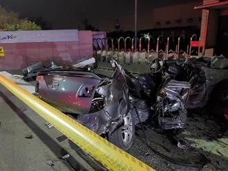 【6死車禍】22歲駕駛無照又超載 6同事出遊遇死劫