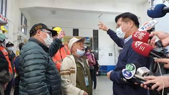 年長者進出猴硐車站不便 林佳龍允諾盡快發包、施工