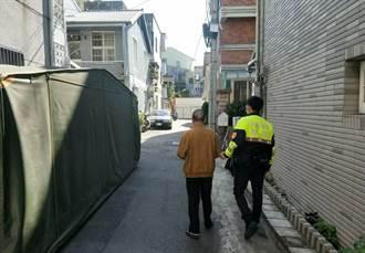 8旬老翁迷途 中市警靠人臉辨識系統助返家