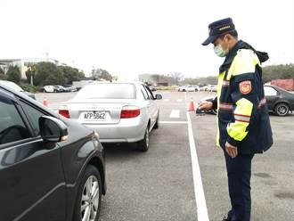 苗栗縣警局宣導無人傷亡車禍處理原則 謹記拍照、錄影5原則