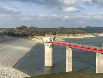 水库拉警报 竹县府开放工业用地下水