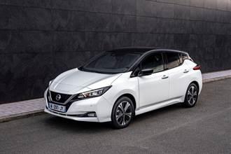 Nissan推出Leaf十週年紀念版 配備更便利的車聯網功能
