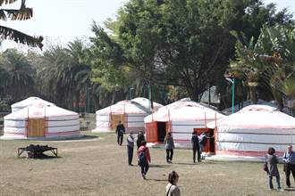體驗蒙古文化就來這 民雄松田崗轉型蒙古文化園區