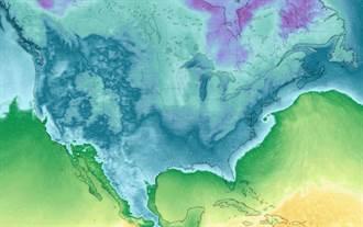冷空氣跑去哪 颱風論壇曝「美國要小心了」