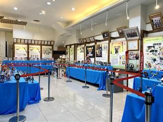 不只有無患子 台南無患子故事館展出逾1萬台迴力車