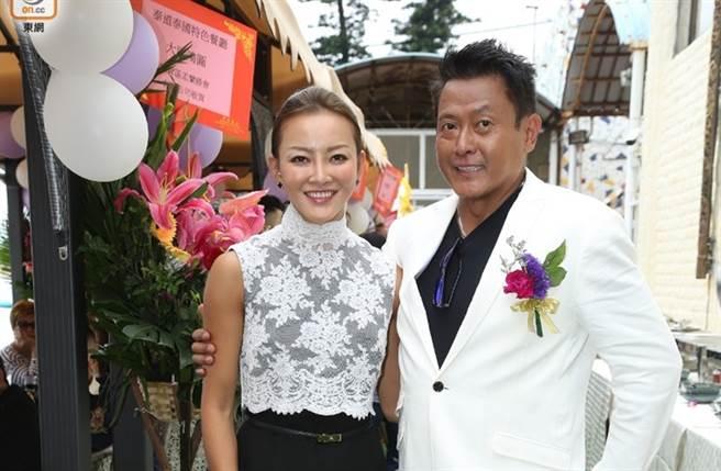 魏駿傑去年和張利華離婚。(圖/取自《on.cc東網》)