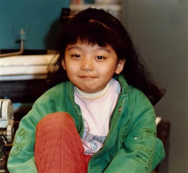 知名童星「糖糖」(圖/中時資料庫/拍攝期間1988至1993)