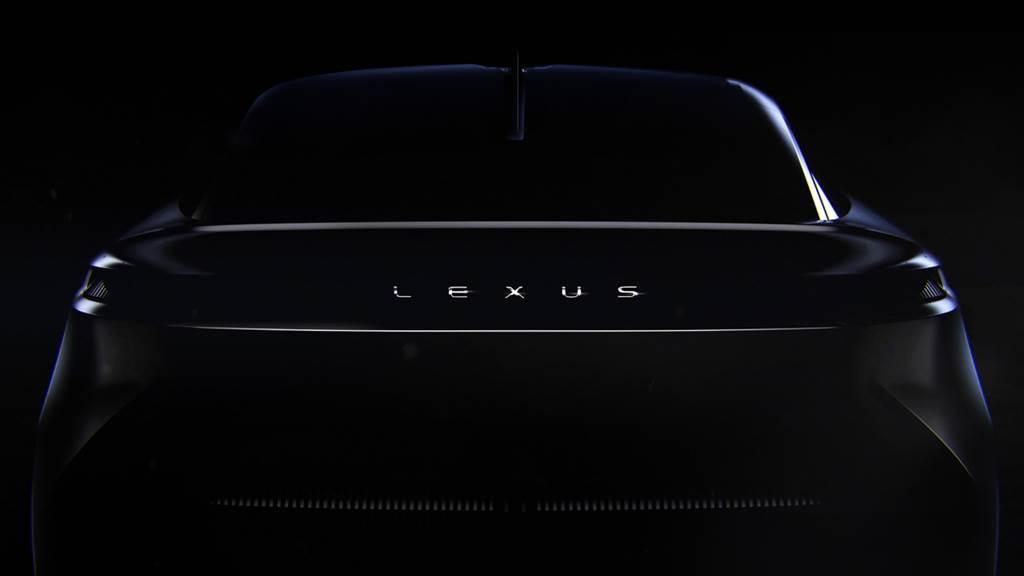 吹起大和電動時代來臨的號角?Lexus再度釋出純電作品預覽