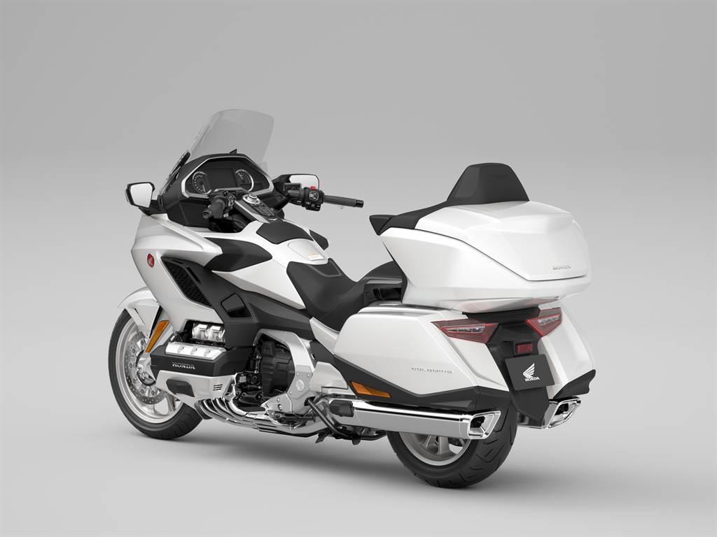 預接單價119.8萬起,Honda Motorcycle 2021 GOLDWING 夢想之翼陪您翱翔!