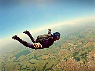 影》知名運動員跳傘悼16殉職勇消 竟從58公尺高處墜地摔死