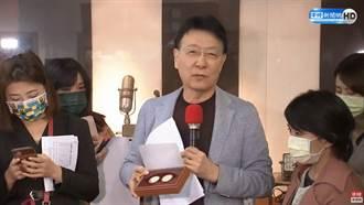 趙少康宣示:如果當選總統 會把52台還給中天