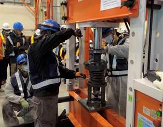 中捷綠線新軸心將完成正線測試 春節後進行載重測試