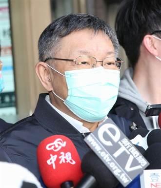 趙少康回國民黨衝擊民眾黨支持者?柯文哲:我倒覺得不會