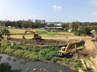 楊心國小步道工程見高低差 水務局允諾修整