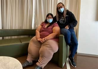 關島超級胖子來台治病 見證台灣醫療暖實力