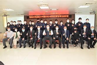 警專第38期實習生 至中市警察第二分局報到實習