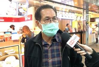 趙少康重返國民黨 街訪民調最贊成他選…