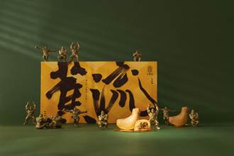 黃子佼代言伴手禮 「蕉流香蕉鳳梨酥禮盒」