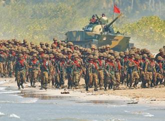 緬甸政變 拜登揚言再實施制裁