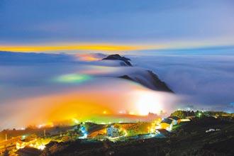 阿里山雲海仙境 滿足五感體驗