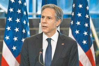 美國務卿表態對中強硬 綠委:美國不可能放棄台灣