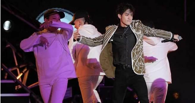 小樂是娛樂圈少見的「學霸」藝人,自稱當時因愛跳舞才「不得不」讀建中,沒想到現卻疑似捲入染毒事件。(圖/報系資料照)