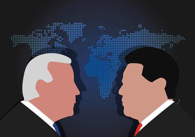 美國總統拜登政府今天表示,美國不會急著與中國往來。(示意圖/shutterstock)