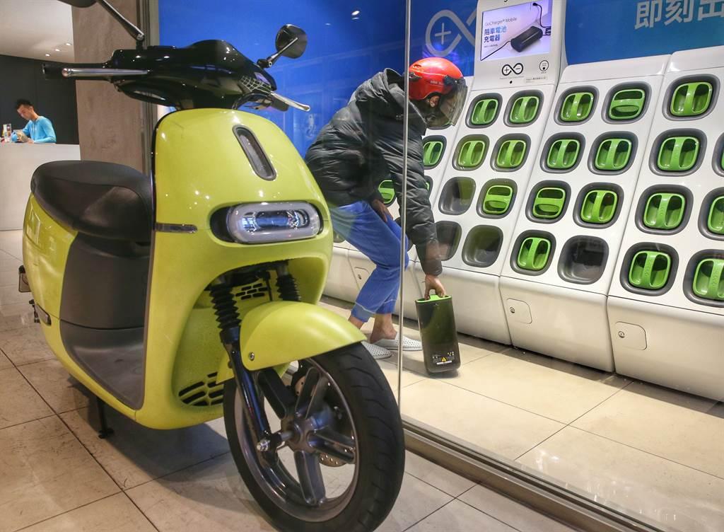 台北市電動機車占比要突破30%的目標,不但具備政策穩定性,更是有魄力的前瞻作為,相信一定可以大幅改善台北市的空氣品質。(圖/中時新聞資料庫)