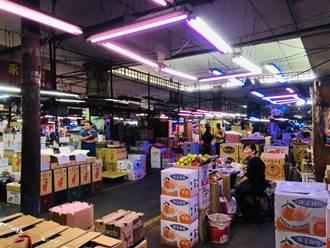 年前最後年貨採買 北市果菜魚類家禽批發市場 規畫6日起營業至除夕