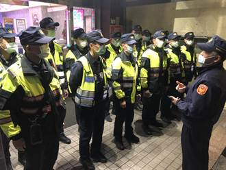 树林警携手义交 春节15日加强治安、交通巡逻