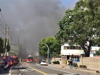 電子大廠欣興龜山廠區不到5個月又火警 里長批要檢討